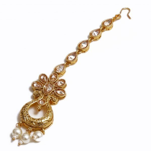 Gold plating heavy necklace
