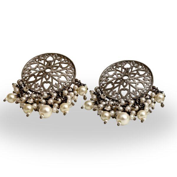 Moti Earrings