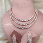 3 Layer AD Necklace
