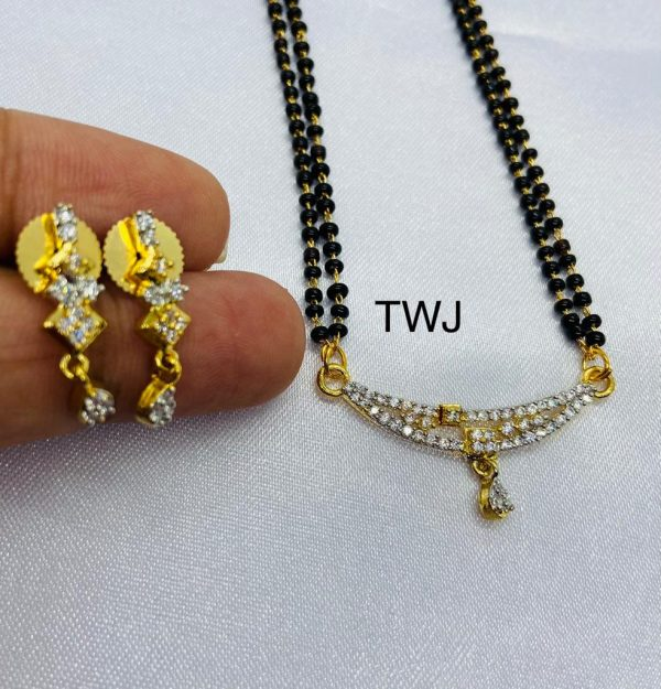 Double Chain AD Mangalsutra