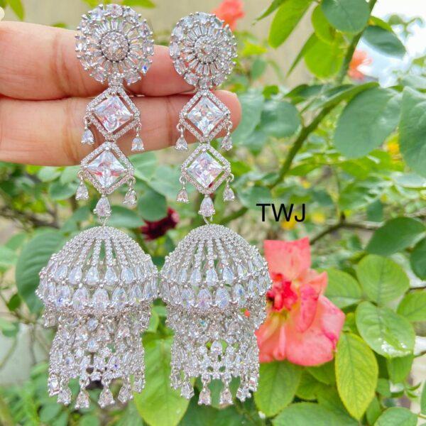 AD Chandelier Earrings