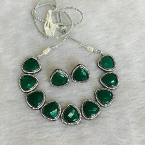 Indo Western Necklace Set