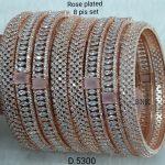 American Diamond Stone Bangles