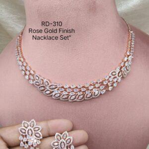 Trendy Leaf Necklace