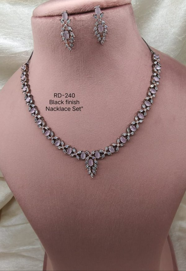 AD Simple Necklace