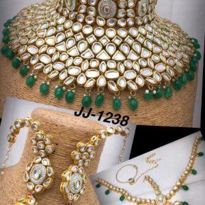 Panchi Kundan Bridal Set
