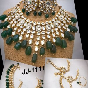 Complete Panchi Bridal Set