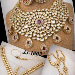 Kundan Bridal Choker Set