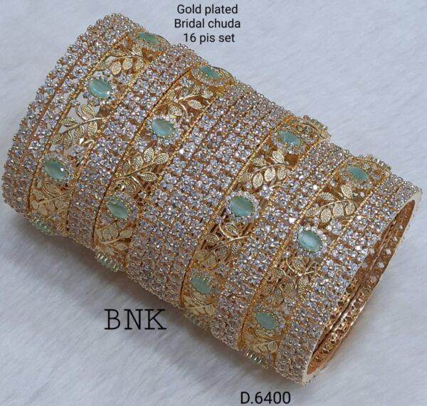 American Diamond Bridal Chuda