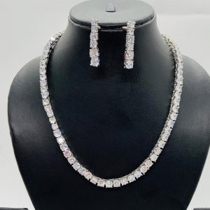 AD Chain Necklace Set